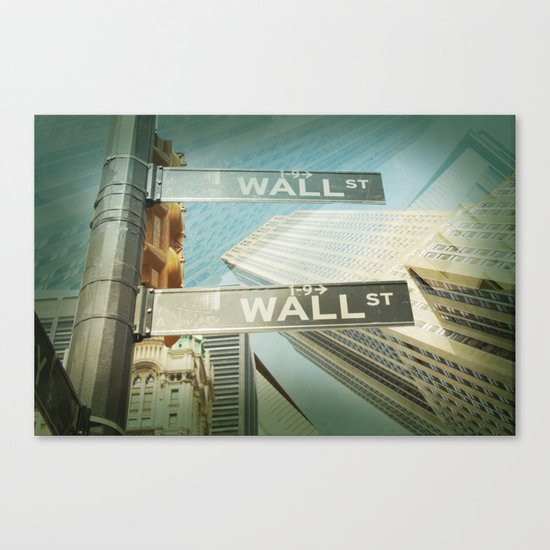 wall to wall Canvas Print