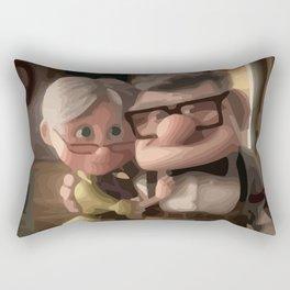 up love Rectangular Pillow