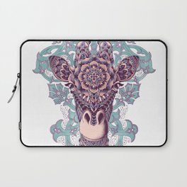 Giraffe (Color Version) Laptop Sleeve