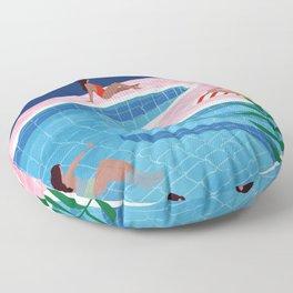 Pool ladies Floor Pillow