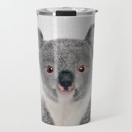 Baby Koala - Colorful Travel Mug