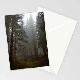 Fog in the Fairy Forest Stationery Cards