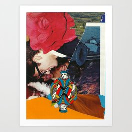 Royally Dope Art Print