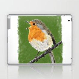 Robin 02 Laptop & iPad Skin