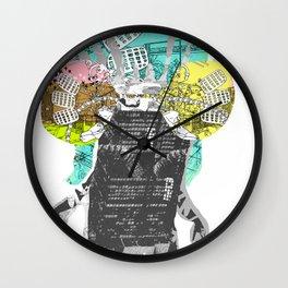 CutOuts - 7 Wall Clock