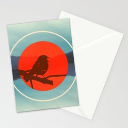Bird Call Stationery Cards