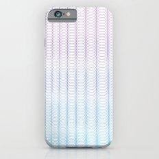 Circle Gradient iPhone 6s Slim Case