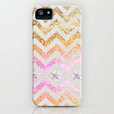 GOLD SEASTAR Slim Case iPhone (5, 5s)