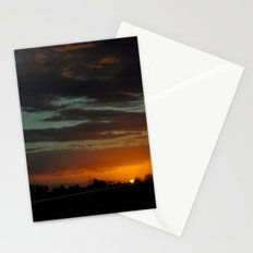 Orlando International Sunset Stationery Cards