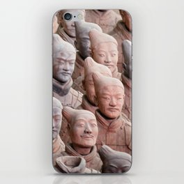 Xian Terracotta Warriors iPhone Skin