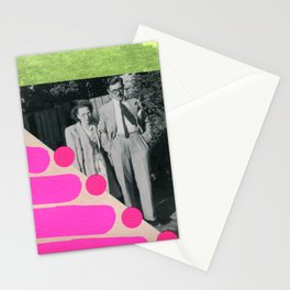 Absorbing Abstractions Stationery Cards
