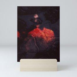 vague recollection Mini Art Print