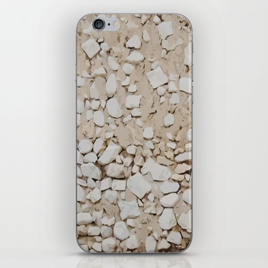 Stone Wall Pattern iPhone & iPod Skin