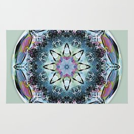 Mandalas from the Heart of Truth 2 Rug
