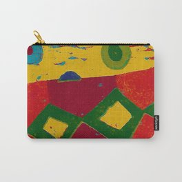 Reduction in colour Carry-All Pouch