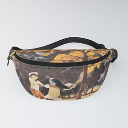 Happy Siblings Fanny Pack