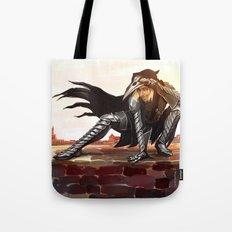 Antivan Crow Tote Bag