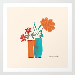 Is it Spring yet? Art Print