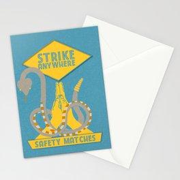 Strike Anywhere Stationery Cards