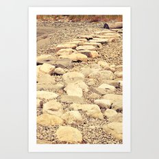 broken road Art Print