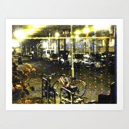 23.59PM Eastern Time Art Print