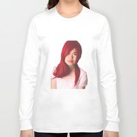 moulin rouge Long Sleeve T-shirts featuring Rouge by Bephotography