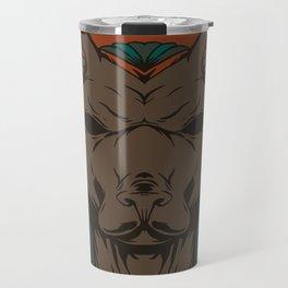Anubis Travel Mug
