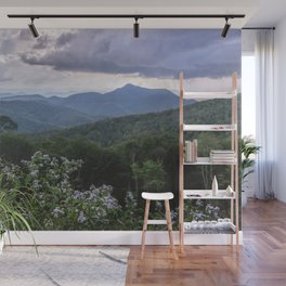 Smoky Mountain Wildflower Adventure - Nature Photography Wall Mural