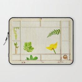 Spring window sampler Laptop Sleeve