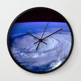 geological phenomenon Wall Clock