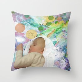 Great Achievements all begin with a Dream Throw Pillow