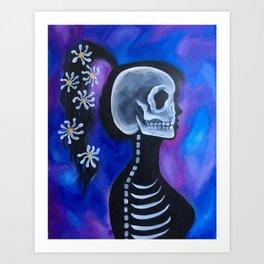 A Beautiful Carcass Art Print