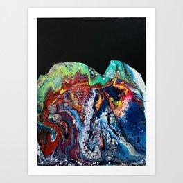 Abyss I Art Print