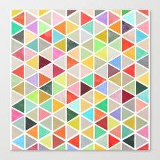 unfolding 3 Canvas Print