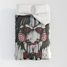 The Horror of Jigsaw Comforters