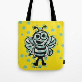 Buzzin with Delight Tote Bag