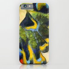 Butterfly wing iPhone 6s Slim Case