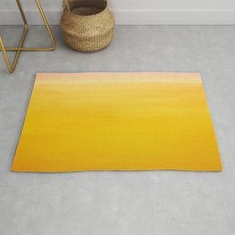Blissful Days 8 - Abstract Art Series Rug