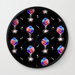 BaaBaaBritz Wall Clock