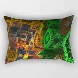 Fractal Patterns Rectangular Pillow