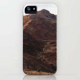 El Paso iPhone Case