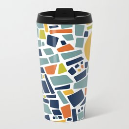 sunshine Study #3 Metal Travel Mug