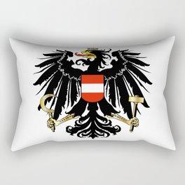 Austrian Coat of Arms Rectangular Pillow