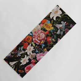 Night Garden XXXVI Yoga Mat