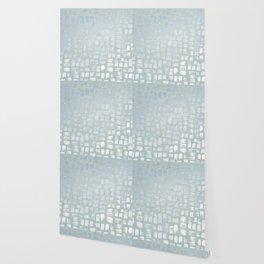 Frozen ice chic Wallpaper