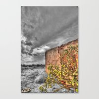 cacti Canvas Prints featuring Cacti by Kent Moody