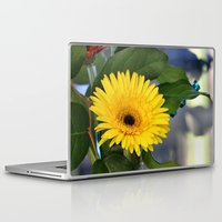 sunshine Laptop & iPad Skins featuring Sunshine  by IowaShots