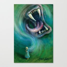 Alter Ego Canvas Print