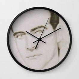 Sean Connery Wall Clock