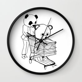 I bet that you look good on the dance floor… Wall Clock
